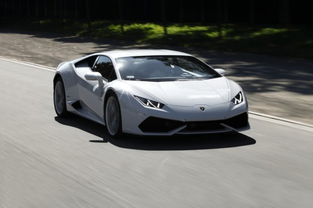 Lamborghini Huracan Lp 610 4 Test Warto Miec Marzenia