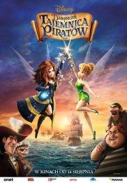 Dzwoneczek i tajemnica pirat�w 2D - baza_filmow