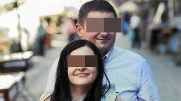 Proces Amber Gold. Marcin P. z żoną Katarzyną P. przed aresztowaniem.