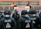 Antyislamska demonstracja neonazistów i kiboli w Hanowerze, 15 listopada