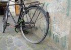 Rower psuje się od stania