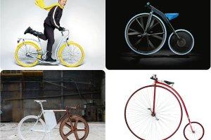 Trendy: rowery przyszłości