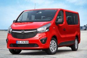 Hanower 2014 | Nowy Opel Vivaro Kombi