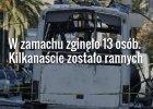 Zamach w Tunisie