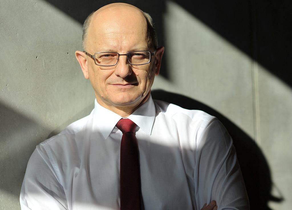 Krzysztof Żuk jest prezydentem Lublina od 2010 r. (fot. materiały prasowe)