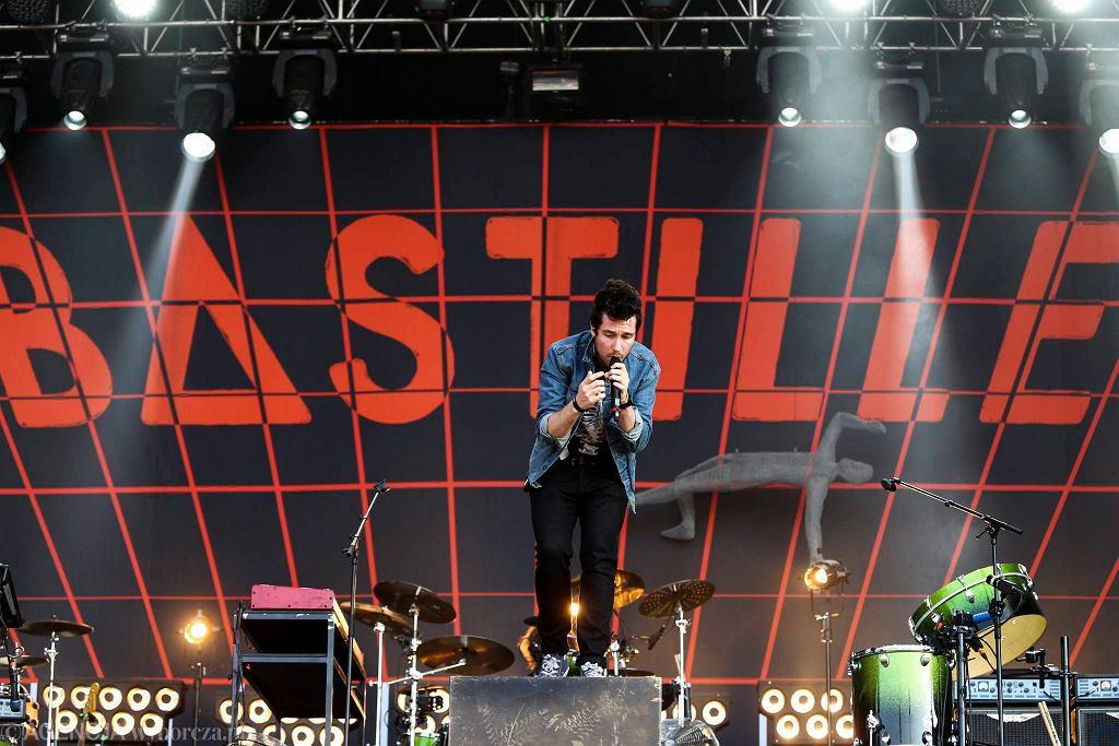 Koncert Bastille w Warszawie (2015 rok) / ADAM STĘPIEŃ