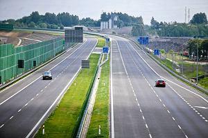Pech czy brawura? Kolejny wypadek na 19. kilometrze autostrady A1