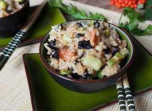 Sałatka a'la sushi - ugotuj