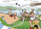 Będzie kolejny komiks o Asterixie. Narysowali go nowi twórcy. Pokazano już okładkę