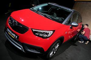 Opel Crossland X | Pierwszy kontakt | Nowa nisza