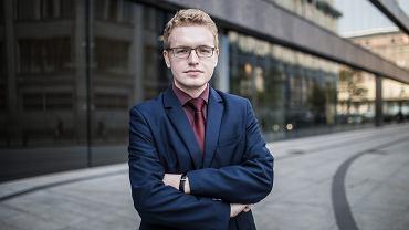 Ekonomista Dariusz Standerski