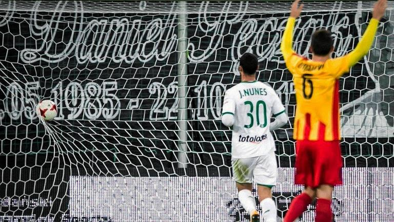 Lechia Gdańsk - Korona Kielce 0:5