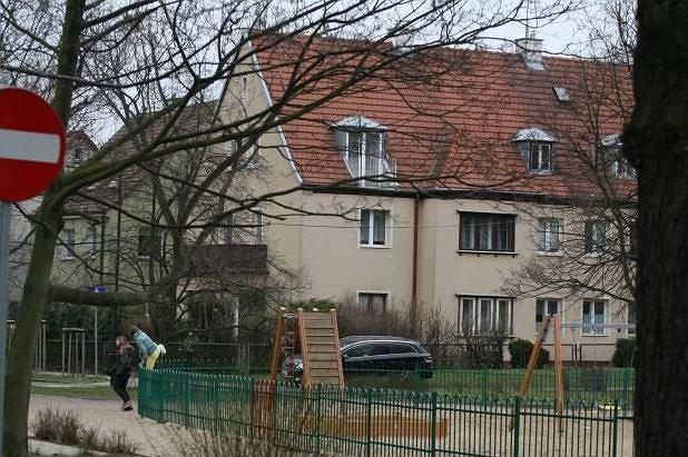 Rodzinny dom Donalda Tuska w Sopocie.
