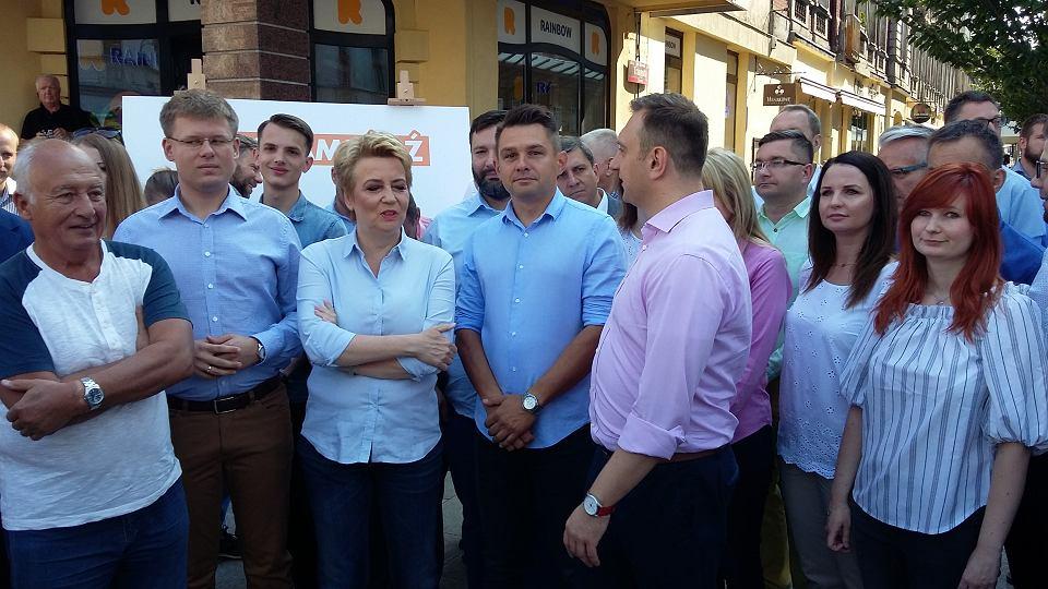 Oficjalne ogłoszenie powstania komitetu wyborców Hanny Zdanowskiej