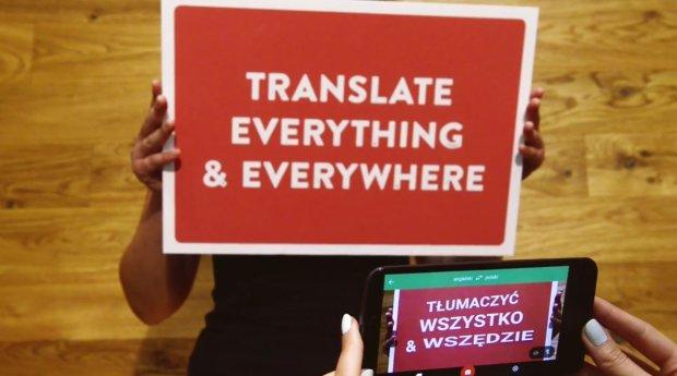 google tłumacz translation