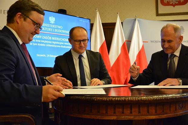 W Drawsku Pomorskim i innych zachodniopomorskich gminach powstaną inwestycje Mieszkanie Plus