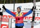 P� w biathlonie. 43. zwyci�stwo Martina Fourcade'a