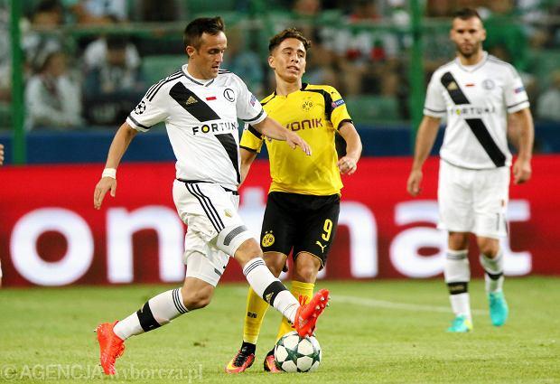 Legia gra ze Sportingiem. Oto trzy �wietne polskie piosenki o pi�ce no�nej