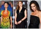 """Wielki sukces La Manii! Gwiazdy na otwarciu wystawy Alexander McQueen """"Savage Beauty"""" w Londynie, w tym dwie ubrane przez Joann� Przetakiewicz"""