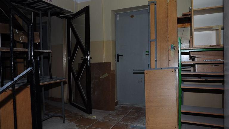 Remont w akademiku UW przy Żwirki i Wigury