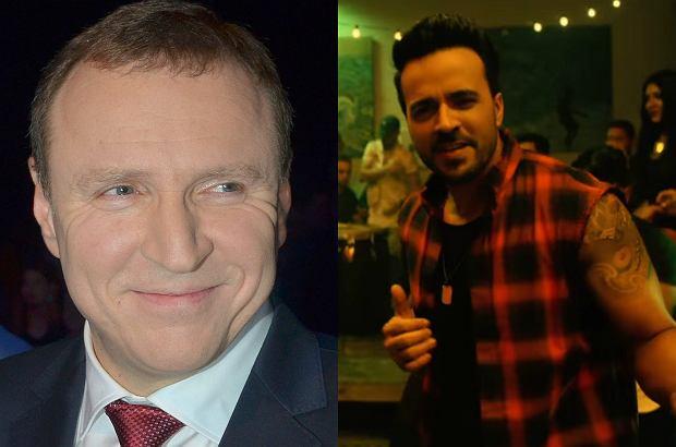 """Luis Fonsi, autor hitu """"Despacito"""", wystąpi na koncercie sylwestrowym TVP w Zakopanem."""