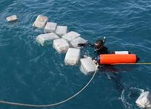 Plaże na Fidżi zasypane kokainą. Od kilku tygodni morze wyrzuca tam tajemnicze paczki z narkotykami