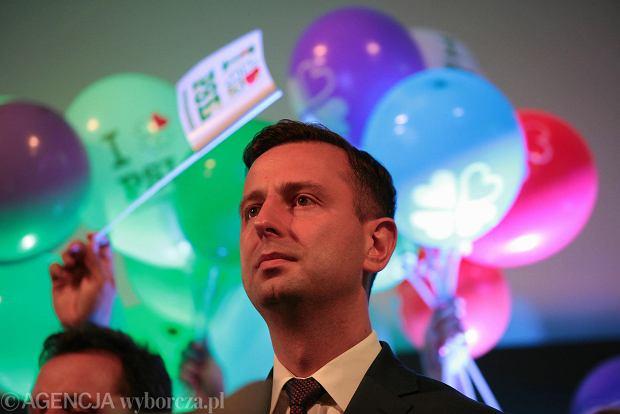 Kielce 23.09.2018, Władysław Kosiniak-Kamysz na wojewódzkiej konwencji wyborczej PSL