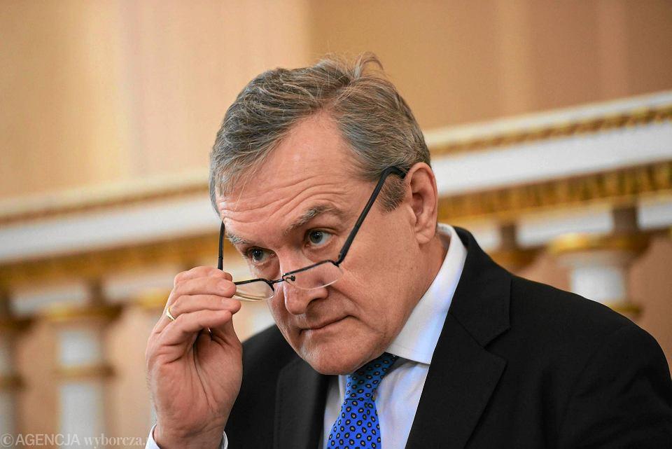 Kierowane przez Piotra Glińskiego Ministerstwo Kultury ocenia, że nie żądając zwrotu składek, naraziłoby się na zarzut niegospodarności
