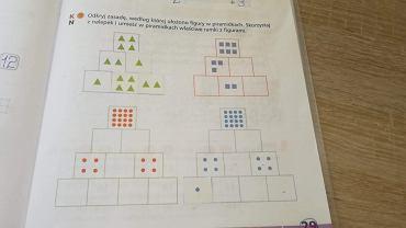 Zadanie matematyczne dla drugoklasisty