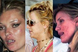 Kate Moss, Cameron Diaz, Britney Spears.