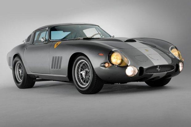 Najdro�sze samochody na �wiecie sprzedane na aukcjach | Top 12