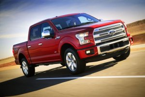 Salon Detroit 2014 | Ford F-150
