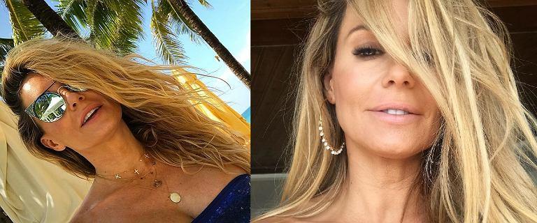 Małgorzata Rozenek-Majdan chwali się figurą na wakacjach. Fani komentują...