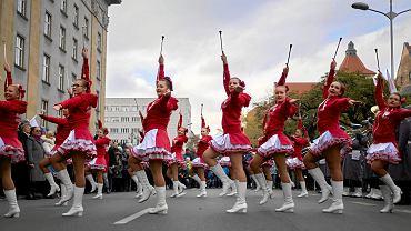 Katowice, obchody Święta Niepodległości
