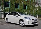 Toyota Prius III - test | Za kierownic�