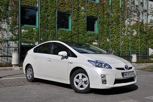 Toyota Prius III - test | Za kierownicą