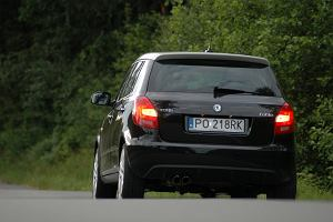 Skoda Fabia RS | D�ugi dystans - 7500 km