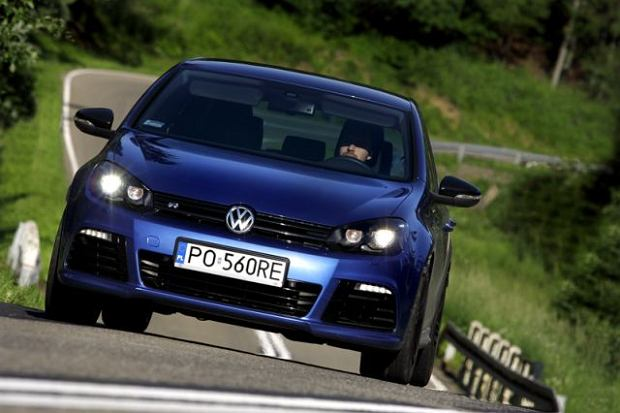 Volkswagen Golf R - test | Za kierownic�