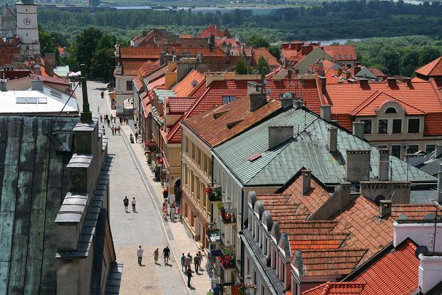 Polska. Sandomierz - miasto legend