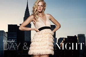 Erin Heatherton w sesji H&M by Night