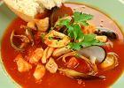 Zupa z owocami morza - wideo