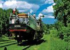 Kana� Elbl�ski - pochylnia na Kanale / Fot. travelphoto.pl