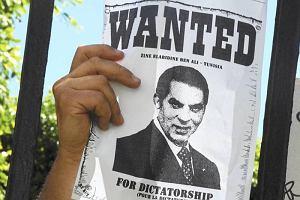 Tunezja: by�y prezydent dosta� do�ywocie za zabijanie demonstrant�w