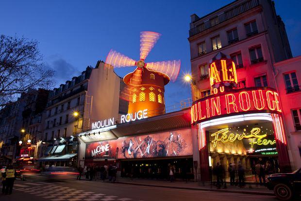 Francja. Pary� - Moulin Rouge, muzeum erotyzmu i inne ciekawostki