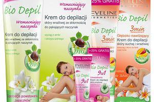 Nowo�ci do depilacji - Eveline Cosmetics