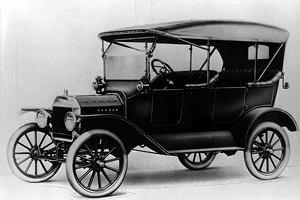 Przepisy i pierwsze polskie prawo jazdy - 1918