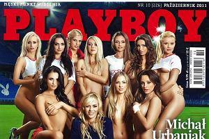 Dziewczyny Playboya testuj� stadion Euro 2012