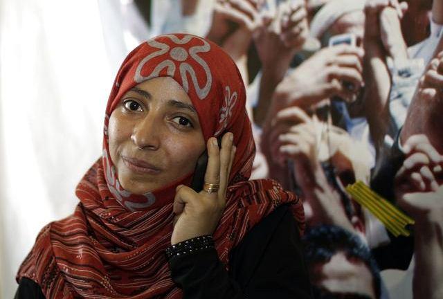 Noblistka nagrodę dedykuje ruchowi sprzeciwu wobec władzy w krajach arabskich