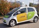 Wypożycz samochód elektryczny