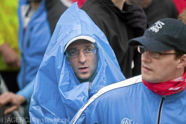 03.05.2011 CHORZOW , SILESIA MARATHON WYSTARTOWAL SPOD STADIONU SLASKIEGO . FOT . BARTLOMIEJ BARCZYK /  AGENCJA GAZETA